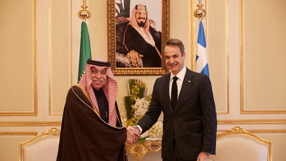 Μητσοτάκης προς Σαουδική Αραβία: Σε ποιους τομείς μπορείτε να επενδύσετε