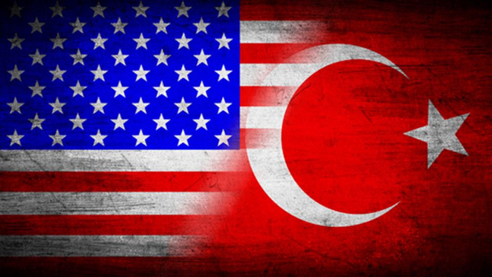Εναντίον της Ουάσινγκτον καταφέρθηκε ο Τούρκος υπουργός Εσωτερικών