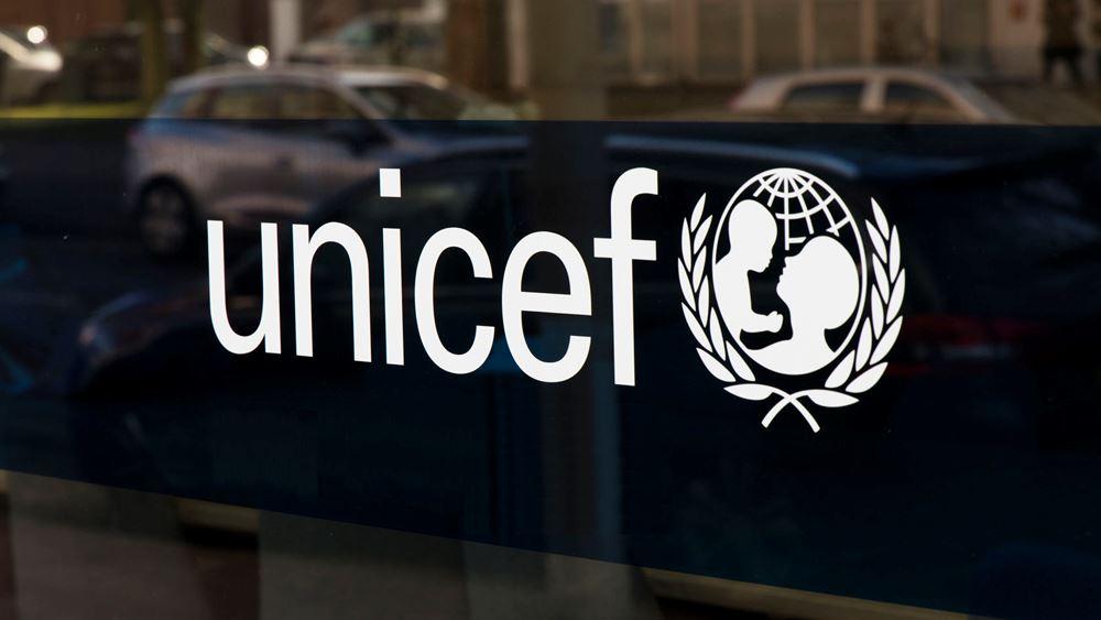 Ενισχύεται η υποστήριξη της κυβέρνησης των ΗΠΑ στην UNICEF