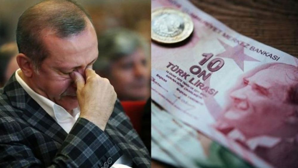 Moody's: Υποβάθμισε την Τουρκία - διατηρεί αρνητικό το outlook