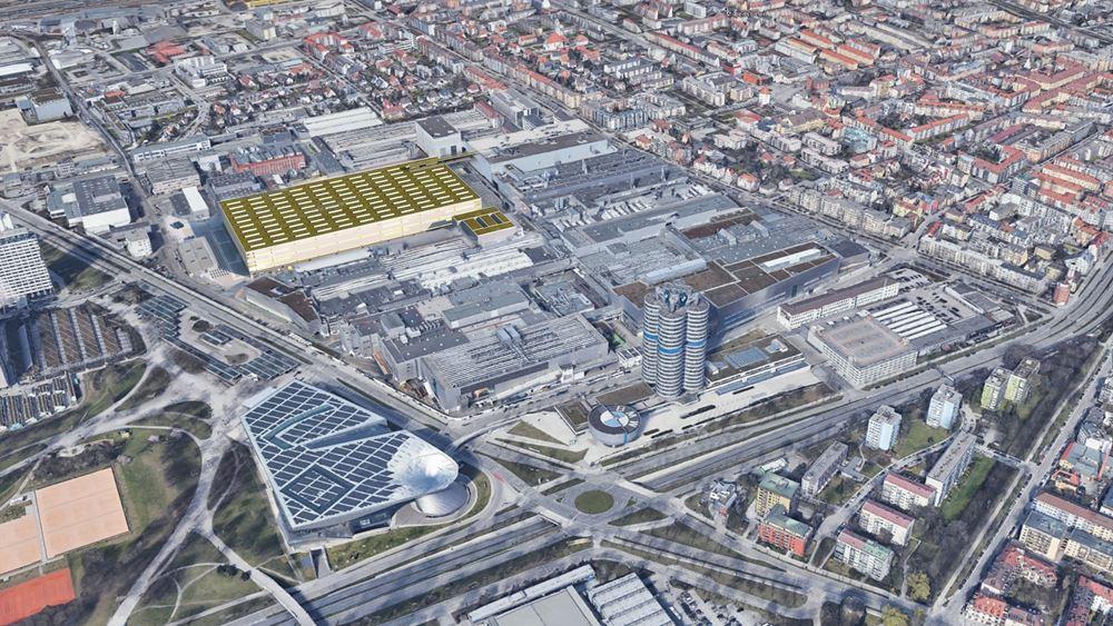 To BMW Group ενισχύει το δίκτυο παραγωγής ηλεκτροκίνητων οχημάτων