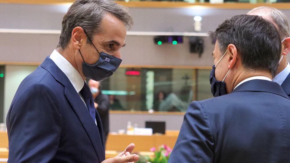 """Ικανοποίηση στην Αθήνα μετά το 9ωρο διπλωματικό """"θρίλερ"""" στις Βρυξέλλες - Σαφή μηνύματα προς την Άγκυρα"""