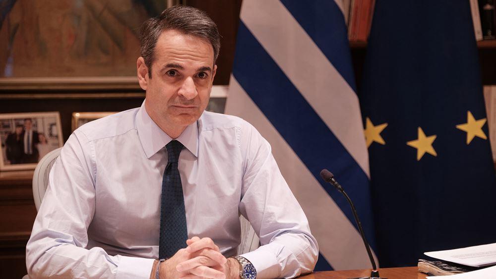 Κ. Μητσοτάκης: Ο Ιωάννης Παλαιοκρασσάς περνά στην Ιστορία ως ακέραιος και αποδοτικός για την πατρίδα του πολιτικός