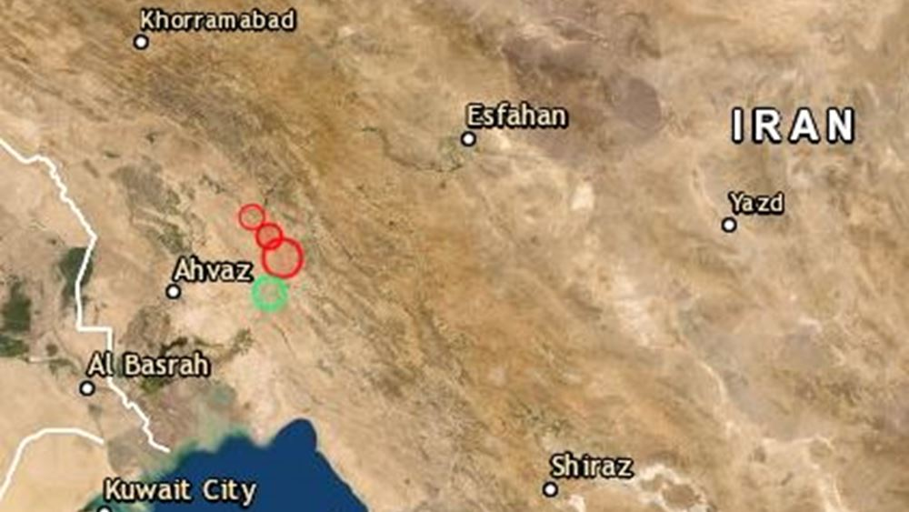 Ιράν: Σεισμός 4,9 βαθμών στην Μπουσέχερ