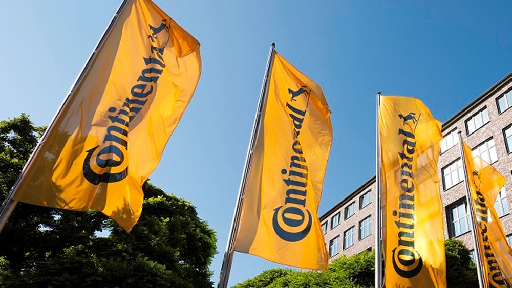 Continental: Υποχώρησαν τα καθαρά κέρδη γ΄ τριμήνου