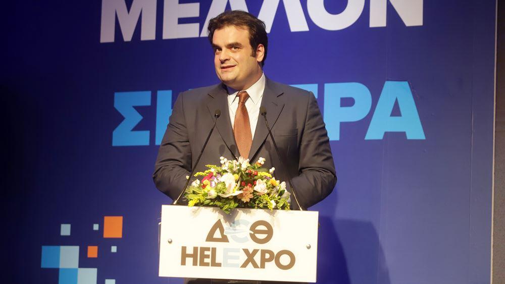 Κυρ. Πιερρακάκης: Άμεσα διακριτή η μεταστροφή στον χώρο της τεχνολογίας στην Ελλάδα