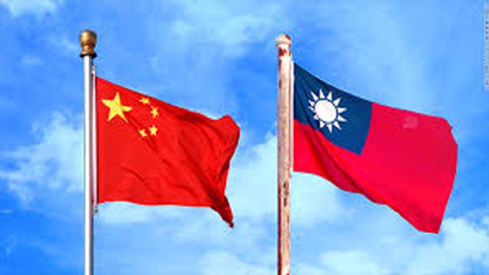 """Κινεζικά πολεμικά αεροσκάφη εισήλθαν στη ζώνη αεράμυνας της Ταϊβάν - Αντιαεροπορικοί πύραυλοι """"τέθηκαν σε λειτουργία"""""""