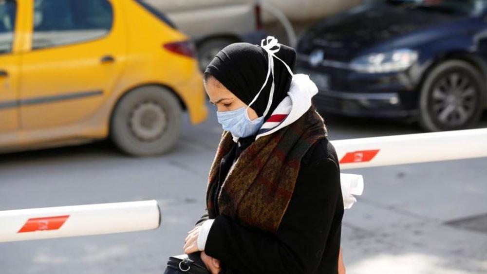 Τυνησία: Ρεκόρ 3.074 κρουσμάτων του νέου κορονοϊού