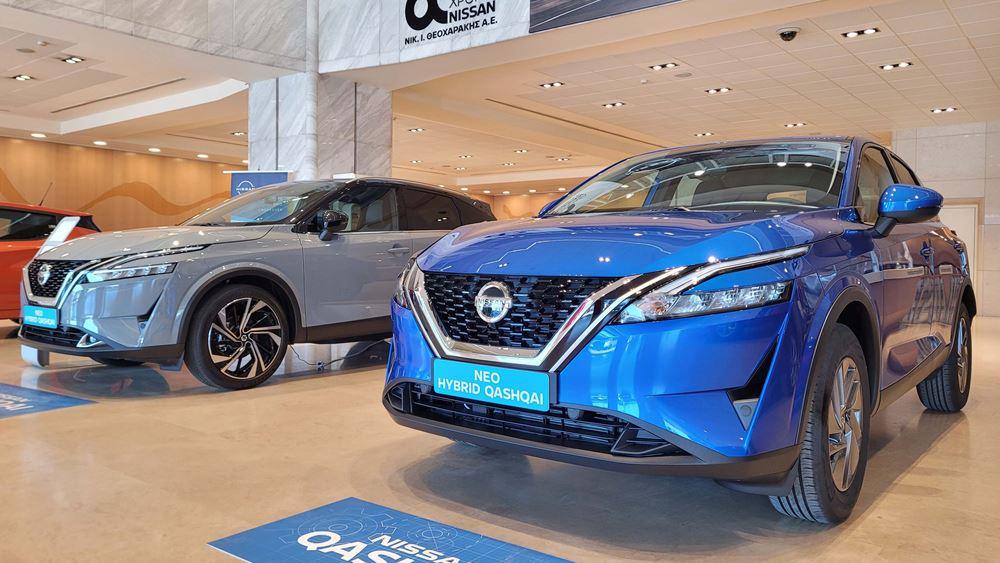 To νέο Nissan Qashqai και επίσημα στην Ελλάδα