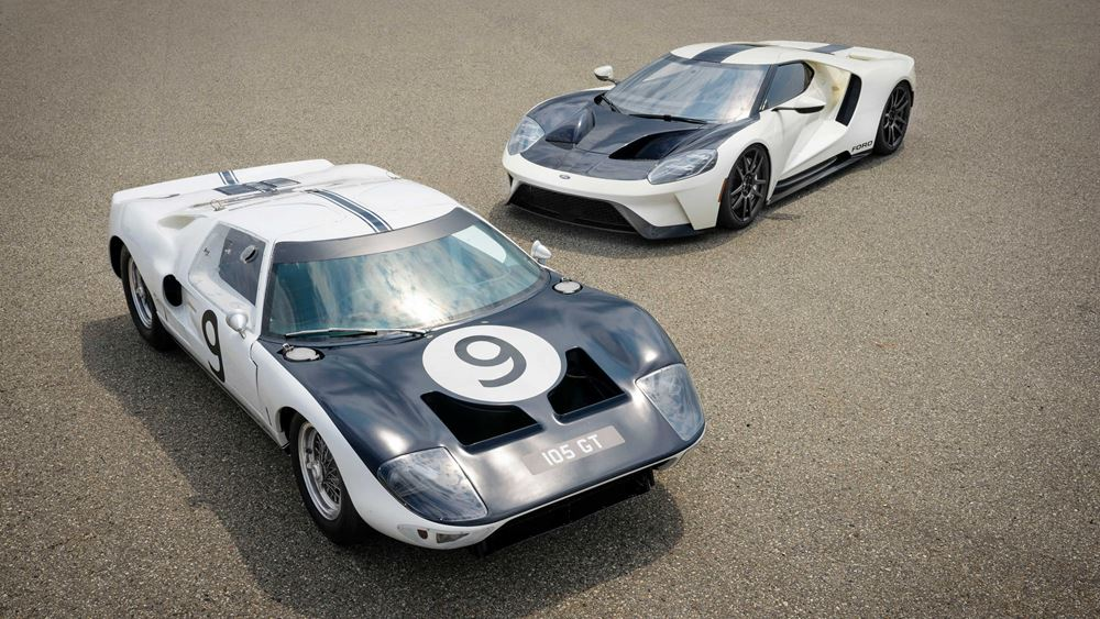 To νέο Ford GT '64 Prototype Heritage Edition