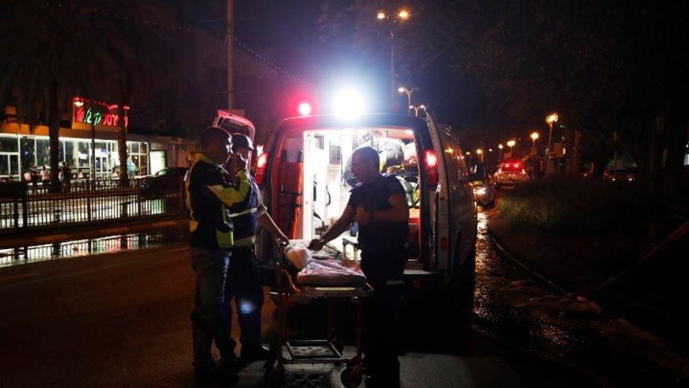 Ισραήλ: Ένας άνδρας άνοιξε πυρ εναντίον Εβραίων στην πόλη Λοντ