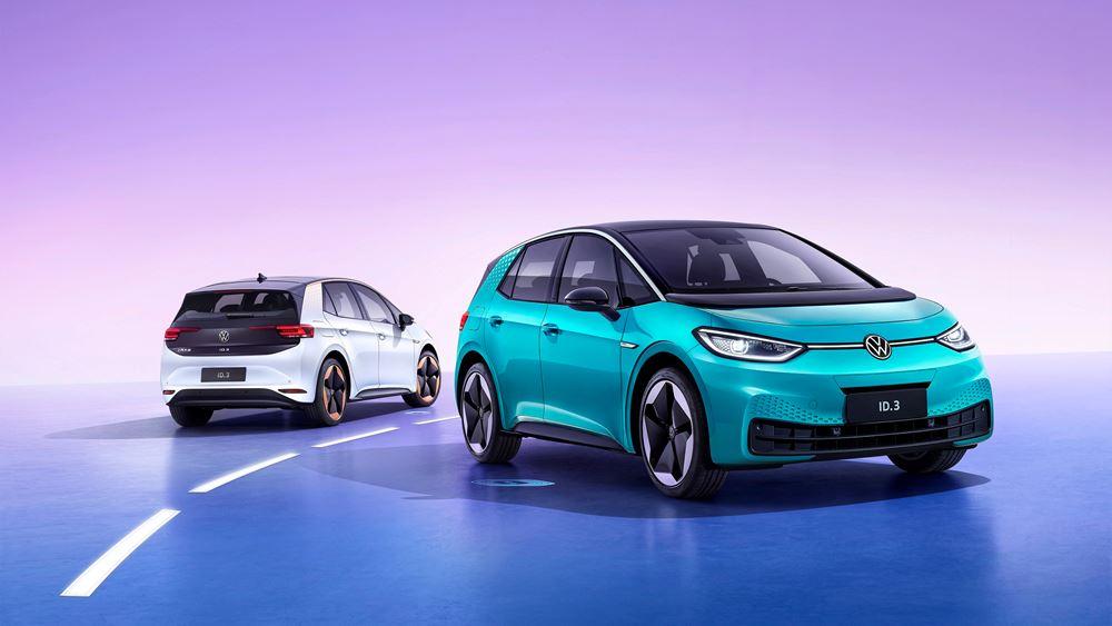 Το Volkswagen ID.3 της λανσάρεται στην Κίνα