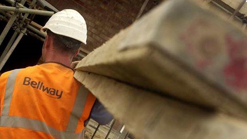 Bellway: Μικρή πτώση στα κέρδη, βλέπει ισχυρή ζήτηση για νέες κατοικίες
