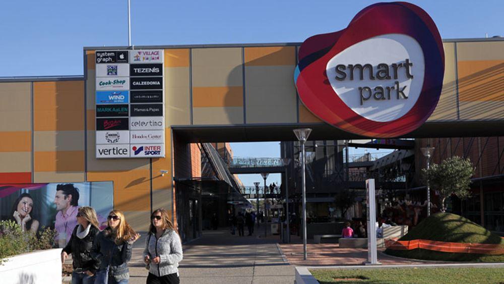 Ανεβάζει ρολά τοSmartPark-Οι επιπτώσεις τουlockdown
