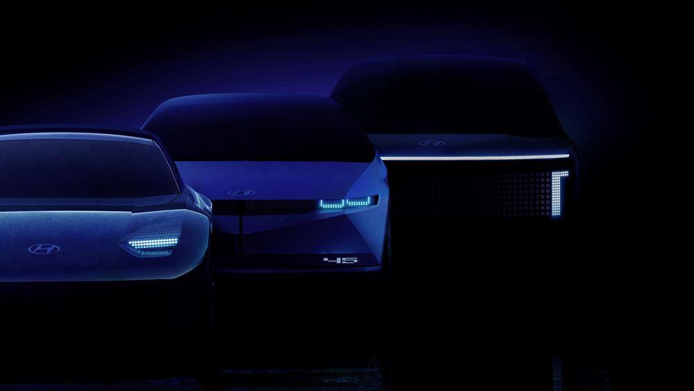 Η Hyundai Motor λανσάρει τη μάρκα IONIQ αποκλειστικά για ηλεκτρικά οχήματα