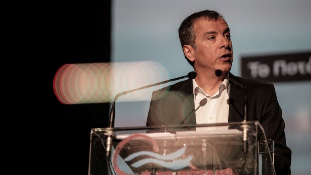 Ο Σταύρος Θεοδωράκης στο Παρίσι για τη Διάσκεψη για το Κλίμα