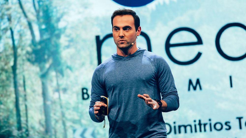 Δημήτρης Τερζής: Ο Έλληνας μηχανικός που δημιουργεί μια βιώσιμη εναλλακτική στο τσιμέντο