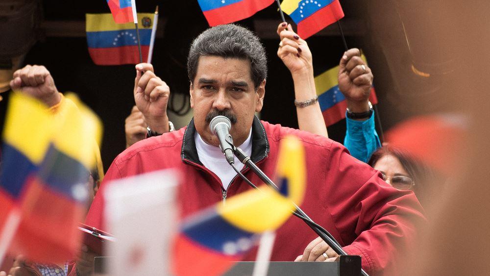 Βενεζουέλα: Υπέρ της διεξαγωγής πρόωρων εκλογών ο Μαδούρο