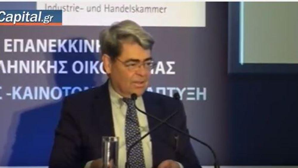 Rüdiger Rosen: Η συζήτηση για Grexit έληξε, τώρα μας ενδιαφέρει η υψηλή ανάπτυξη