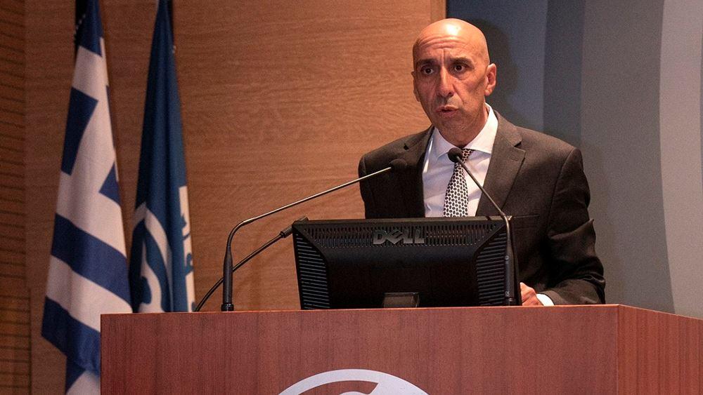 Νέος πρόεδρος του ΕΒΕΑ ο Γιάννης Μπρατάκος