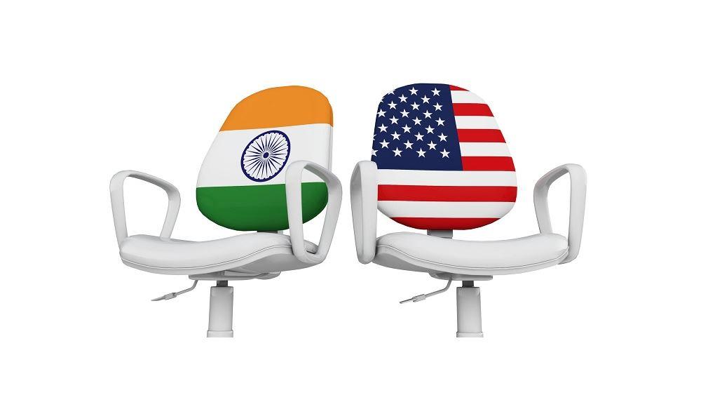 Η Ινδία είναι πρόθυμη να συνεργαστεί με τις ΗΠΑ για μια εμπορική συμφωνία