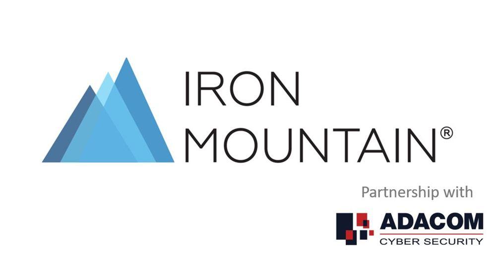 Η Iron Mountain και η Adacom μαζί στην έκδοση ψηφιακών υπογραφών