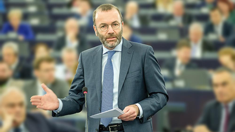 Μ. Βέμπερ: Να ορισθεί σύντομα ο κοινός υποψήφιος καγκελάριος των CDU/CSU