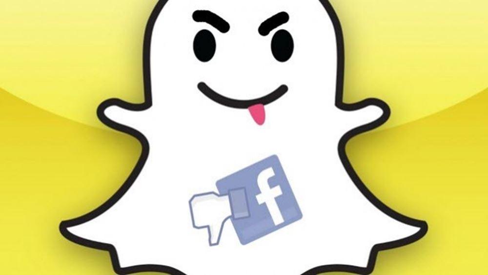 Πώς οι μετοχές της Snapchat είχαν την κορυφαία απόδοση στον τεχνολογικό τομέα για το 2019