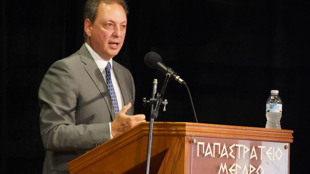 Σπ. Λιβανός : Η πολιτική μας στηρίζεται στην αλήθεια και στα έργα