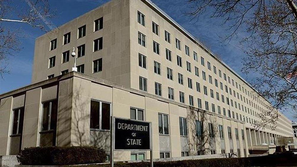 Στέιτ Ντιπάρτμεντ: Οι ΗΠΑ στηρίζουν τον EastMed - Ανησυχούμε για τις προκλήσεις της Τουρκίας