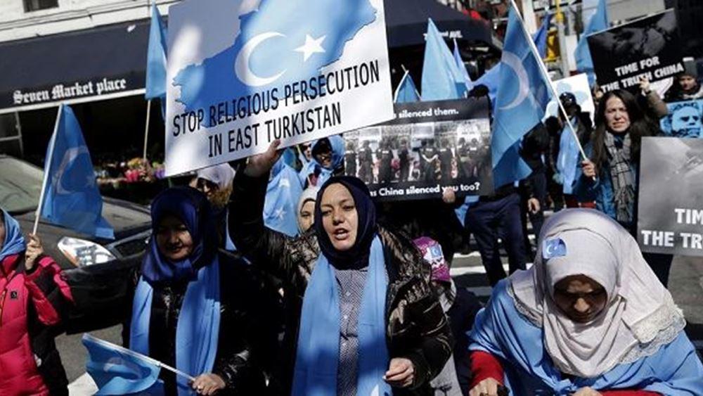 ΗΠΑ-Καναδάς: Επικρίνουν το Πεκίνο για τα αντίποινα που επέβαλε σε διαμάχη για τα δικαιώματα της μειονότητας του Ουιγούρων