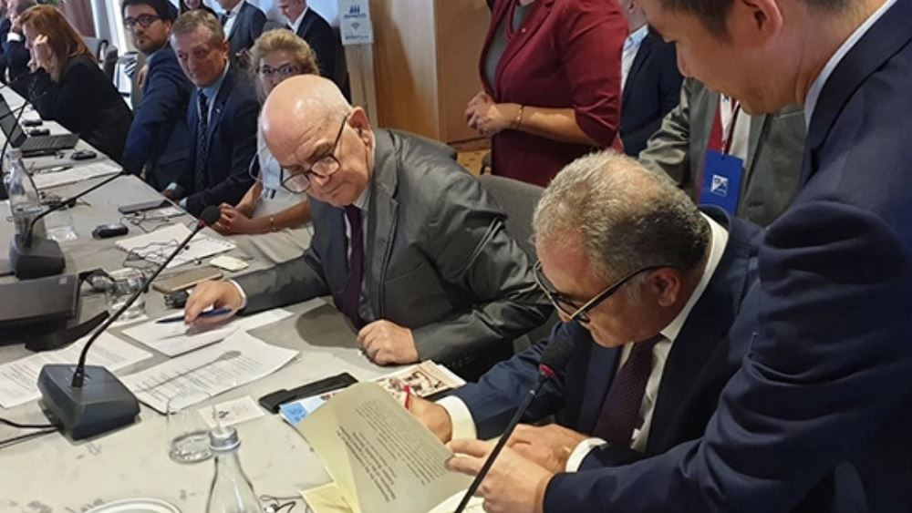 """Το ΕΕΑ εντάχθηκε στην κίνηση """"17+1"""" για συνεργασία Ευρώπης - Κίνας"""