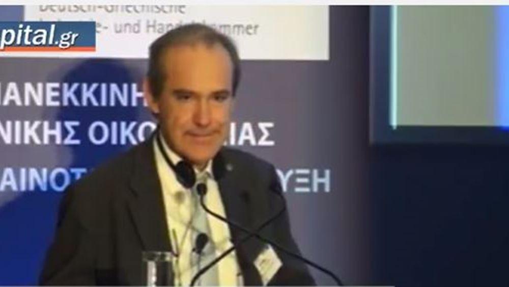 Σ. Λαζαρίδης: Η ελληνική επιχειρηματικότητα πρέπει να προσαρμοστεί στις διεθνείς εξελίξεις