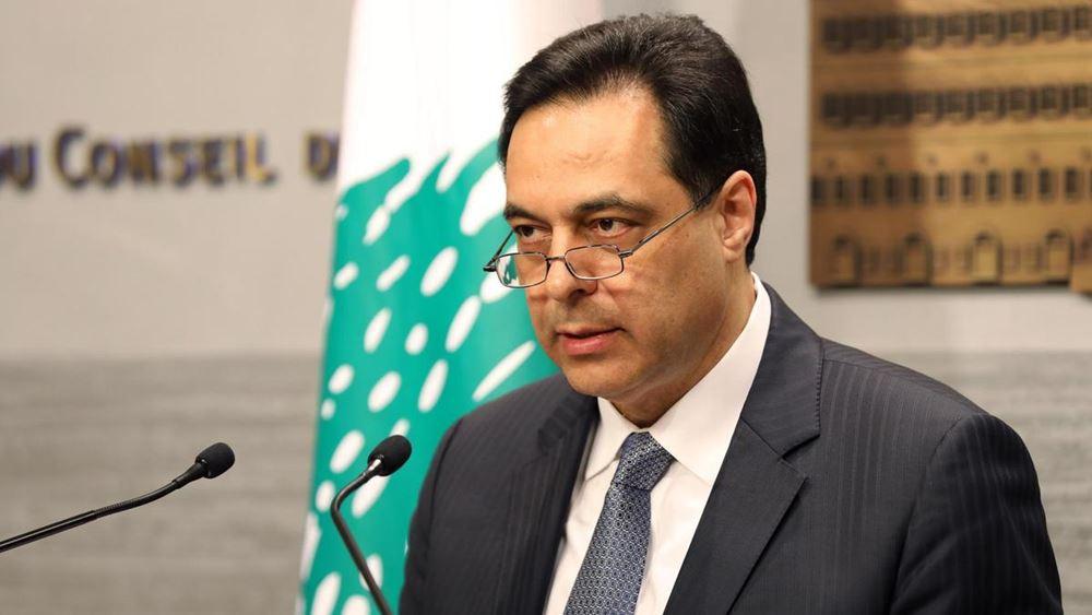 Λίβανος: Ο πρωθυπουργός θα προτείνει πρόωρες εκλογές