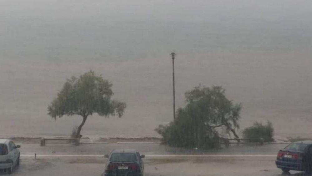 """Αστεροσκοπείο: Ο """"Ιανός"""" ενισχύεται και αποκτά χαρακτηριστικά Μεσογειακού Κυκλώνα"""