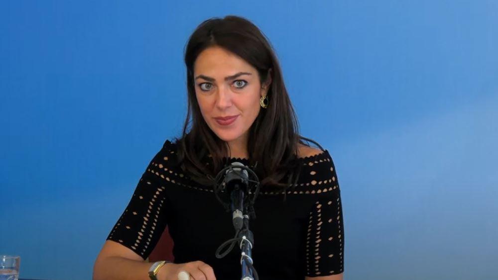 Δόμνα Μιχαηλίδου: Η παιδική προστασία είναι ευθύνη της Πολιτείας