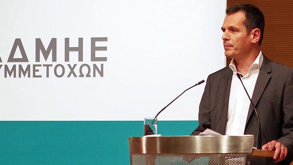 Μανουσάκης (ΑΔΜΗΕ): Στρατηγική προτεραιότητα η ψηφιοποίηση των κρίσιμων ηλεκτρικών υποδομών