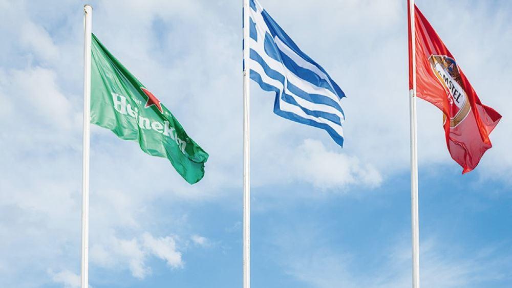 Η καινοτομία ταιριάζει στην Αθηναϊκή Ζυθοποιία