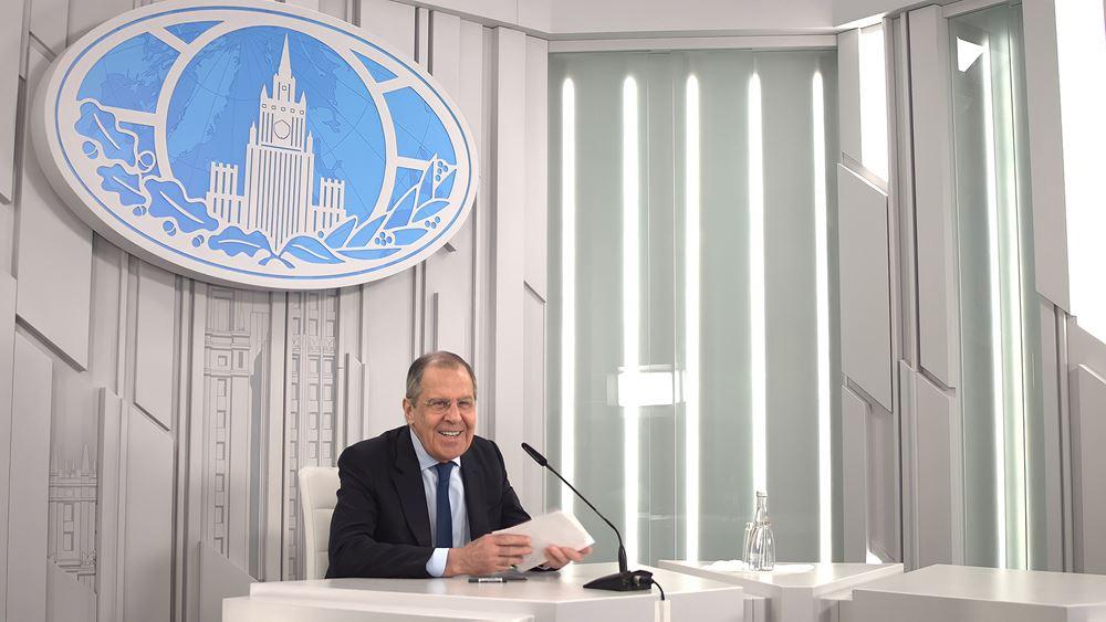 Δήλωση-βόμβα του Λαβρόφ για την Ε.Ε.