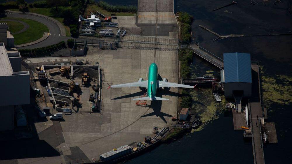 Boeing: Η κρίση των 737 Max συνάντησε τον κορονoϊό