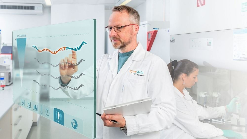CureVac και GSK ανακοίνωσαν ενθαρρυντικά στοιχεία για το νέας γενιάς mRNA εμβόλιο κατά του κορονοϊού