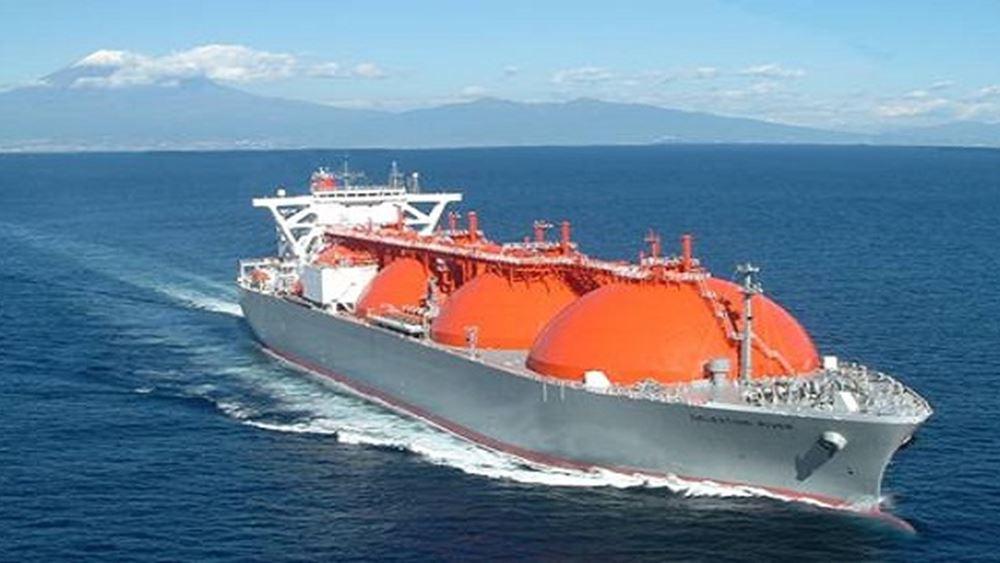 Στη Μ. Βρετανία έφτασε το πρώτο φορτίο ρωσικού LNG