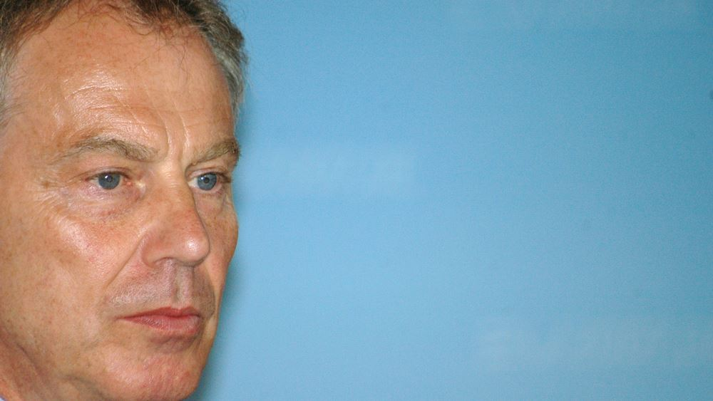 Τόνι Μπλερ-Πρώην Βρετανός Πρωθυπουργός: Η χώρα βρίσκεται σε χάος