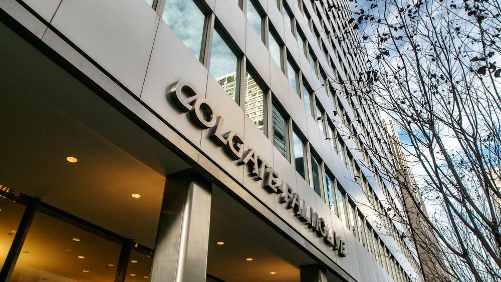 Colgate-Palmolive: Χαμηλότερα των προσδοκιών τα κέρδη τριμήνου