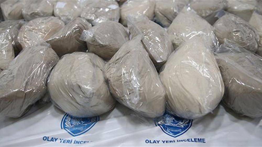 Τούρκος πρώην διπλωμάτης επιχείρησε να περάσει 100 κιλά ηρωίνη από τα τουρκο-βουλγαρικά σύνορα