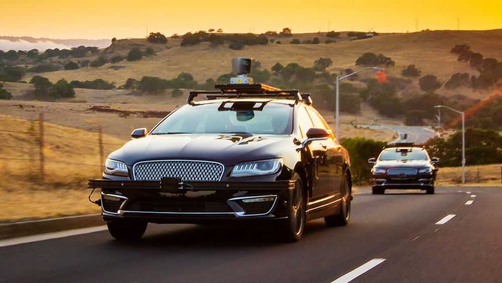 H startup οχημάτων χωρίς οδηγό Aurora συγκέντρωσε 530 εκατ. δολάρια - Και κάποια είναι της Amazon
