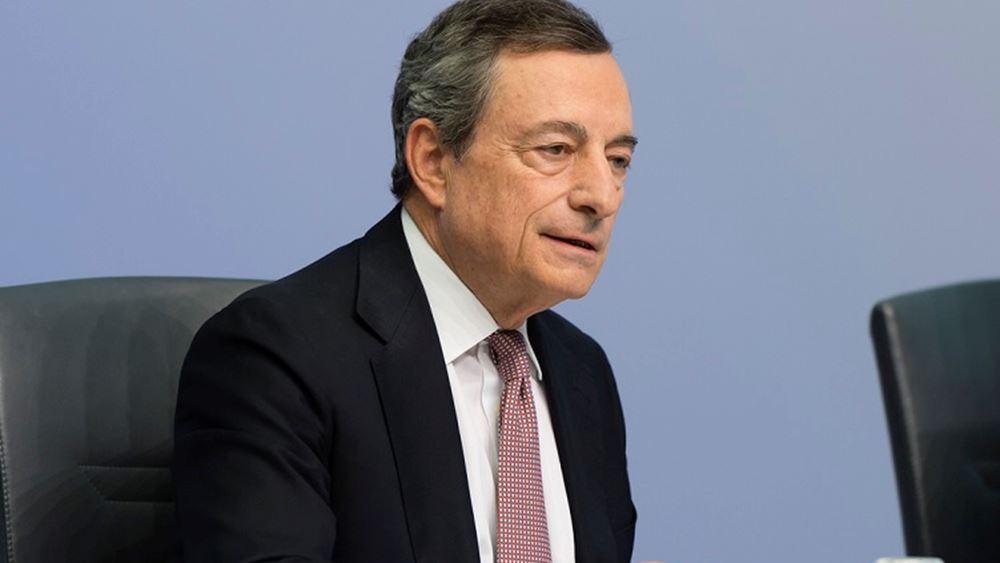 Η πρόκληση της Ιταλίας και του Mario Draghi