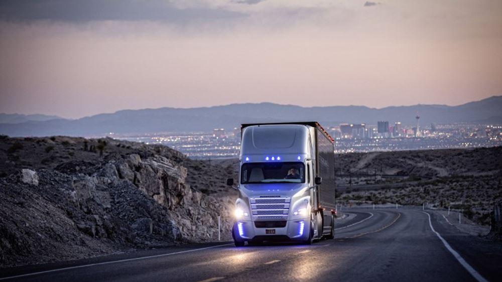 Κατάργηση υποχρεωτικής τετραετούς ανανέωσης ηλεκτρονικού αναγνώσιμου σήματος σε φορτηγά - τουριστικά λεωφορεία