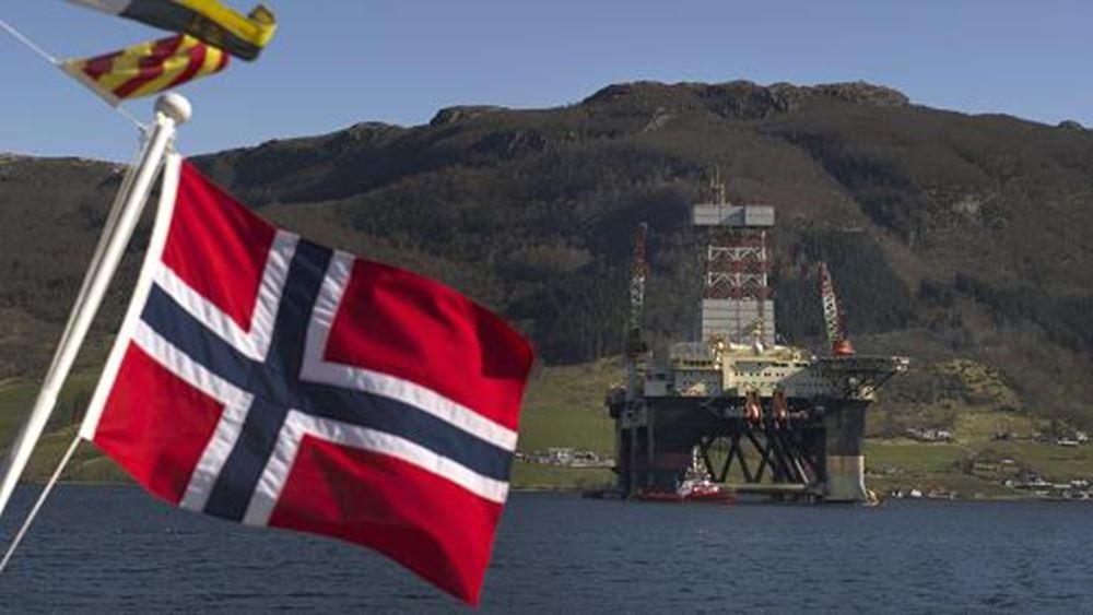 Συρρίκνωση-ρεκόρ της οικονομίας της Νορβηγίας στο β΄ τρίμηνο
