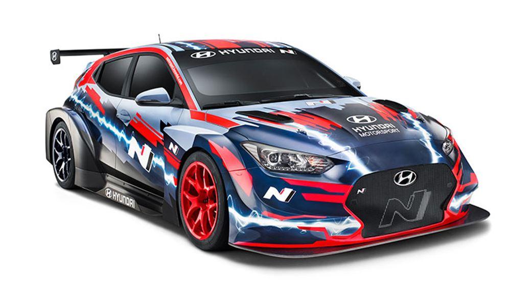Veloster N ETCR – Το 1ο ηλεκτρικό αγωνιστικό αυτοκίνητο της Hyundai